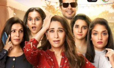 Karisma Kapoor opens up on her debut web series Mentalhood