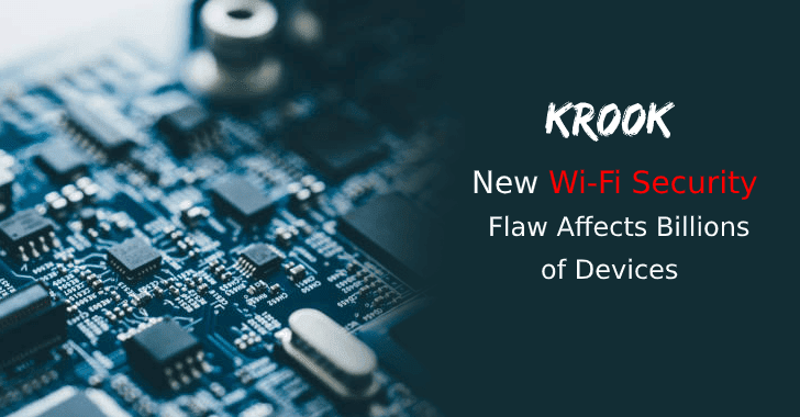 Kr00k Wi-Fi Encryption flaw affects Billions of Devices