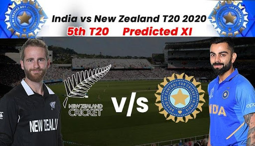 New Zealand vs India 5th T20I 2020: Playing XI, Pitch Report & Injury Update