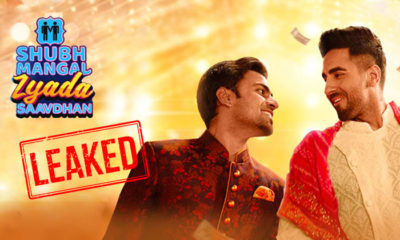 Shubh Mangal Zyada Saavdhan Full Movie Leaked Online to Download on Tamilrockers