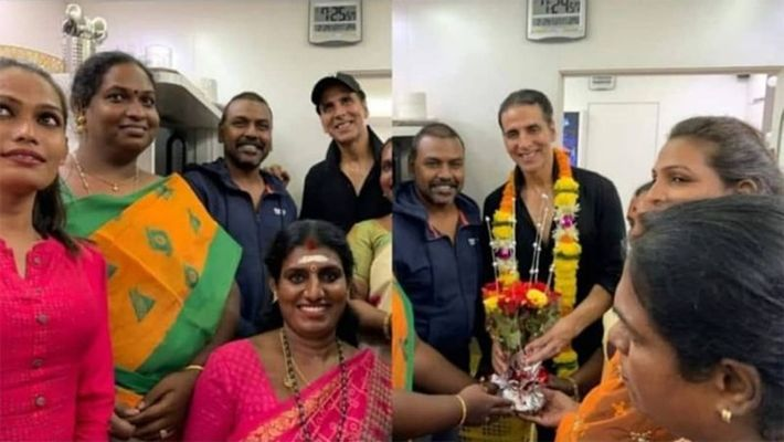 Akshay Kumar donates Rs 1.5 crore to build a home for transgender people in Chennai