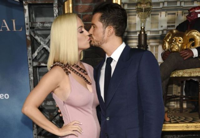 Katy Perry REVEALS pregnancy with Orlando Bloom wasn't an accident