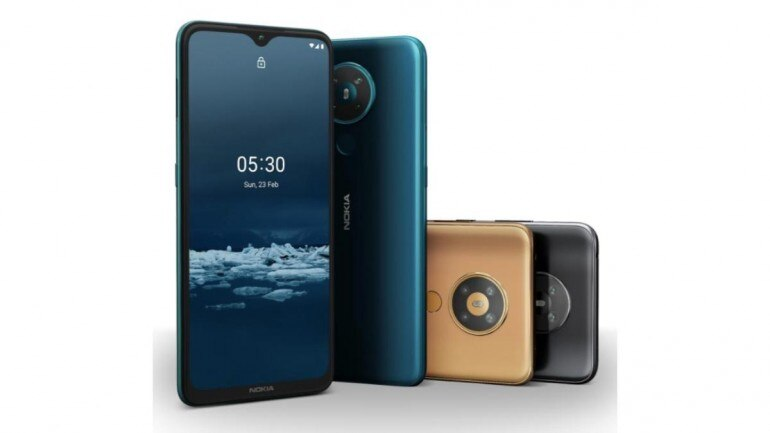 Nokia 8.2, Nokia 5.3, Nokia 1.3 to Launch Today: Check specifications