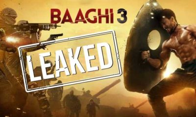 Tiger Shroff's Baaghi 3 Full Movie Leaked Online Download By Tamilrockers