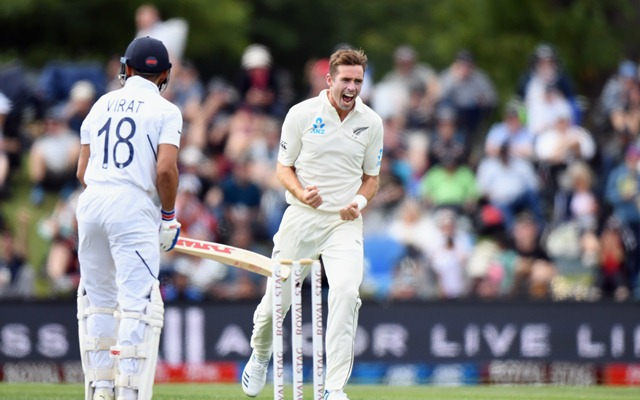 Tim Southee defends Virat Kohli, he says Virat is a passionate guy