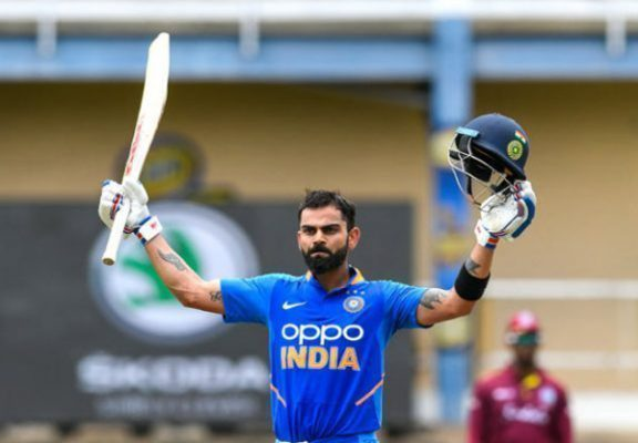 Virat Kohli 133 Runs Away From Breaking Tendulkar's ODI Record