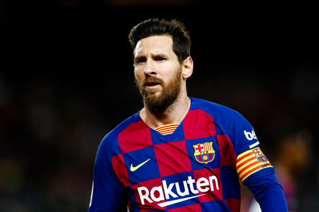 Barcelona's Lionel Messi rubbishes report of Inter Milan Move