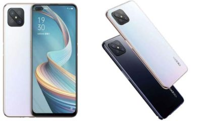 OPPO A92s with Quad Cameras launched: Price, Specifications