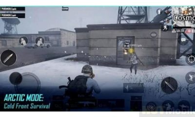 PUBG Mobile new Arctic Mode: All you need to Know