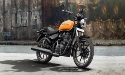 Royal Enfield Meteor 350 Images & India Price Leaked Online