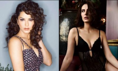 Watch video: Sunny Leone and Mandana Karimi Go All Wild in This Dance Clip