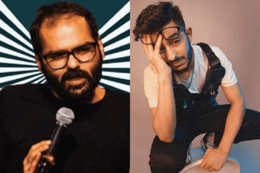 Kunal Kamra Gets Brutally Trolled for Roasting CarryMinati
