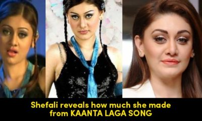 Shefali Jariwala reveals How Kaanta Laga changed her life