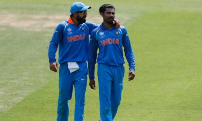 Virat Kohli Picks Ravindra Jadeja Best Fielder in Team India