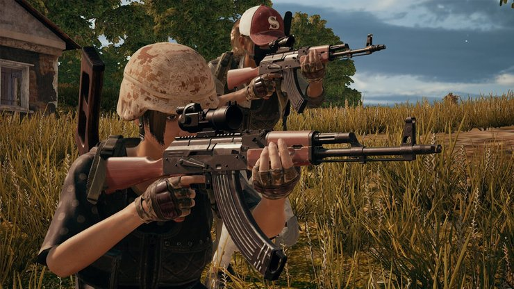PUBG Mobile Guide: How to choose the best grip for guns