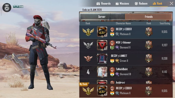 PUBG Mobile Tips: How to reach 100 RP (Royale Pass) for Free