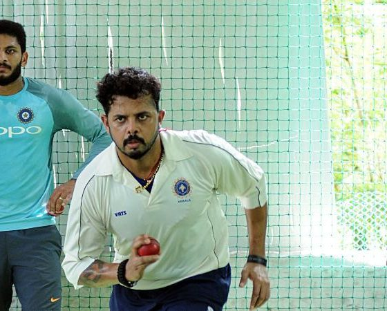 S Sreesanth says I can play in the 2023 World Cup