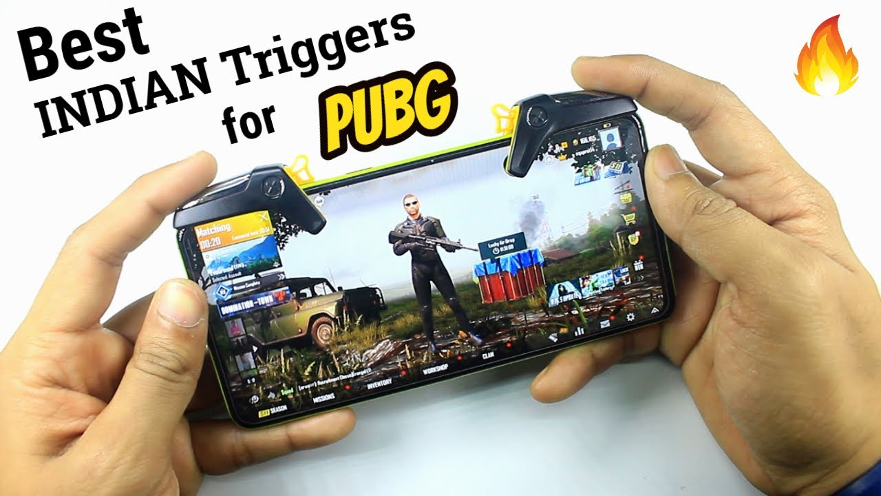 PUBG Mobile: Top 10 PUBG Mobile Trigger in India