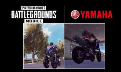 PUBG Mobile brings exclusive Yamaha Bikes