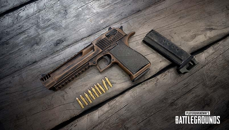 What is desert Eagle in PUBG Mobile: All you need to know