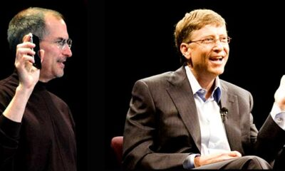 "Bill Gates reveals ""Steve Jobs was a genius"" and ""I was so jealous"""