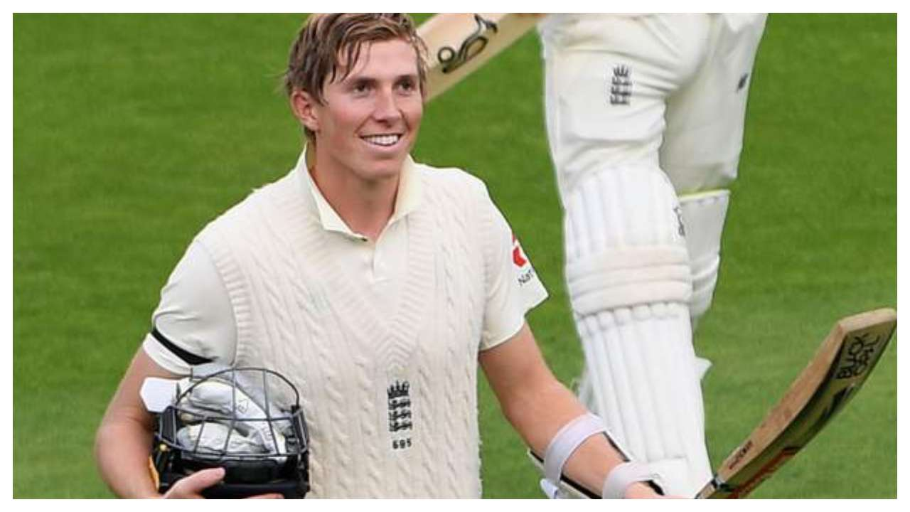 Zak Crawley's 267 in the third Test against Pakistan at Southampton