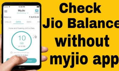 How can I Check my Jio Balance?