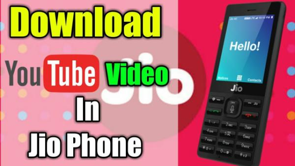 How to Download YouTube Videos on Jio Phone