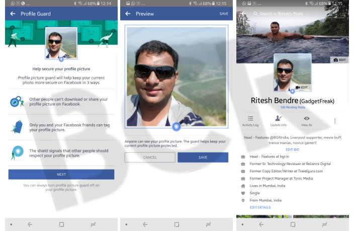 Facebook Profile Picture Guard: How to Use the New Tool