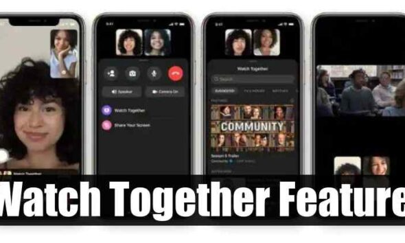 How to watch a Facebook video with friends on Messenger