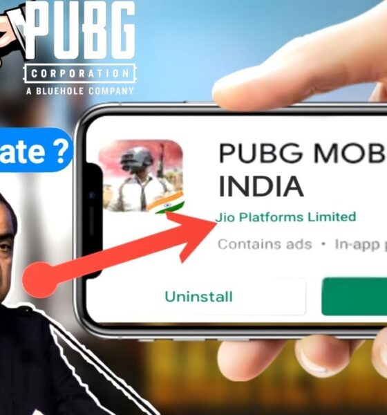 PUBG Mobile may return soon with Jio Platforms