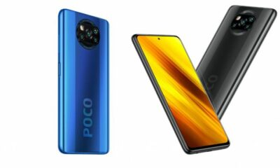 Poco X3 Launched in India with 6,000mAh battery: Check price and Full Specifications