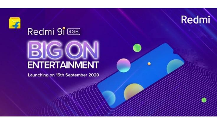 Redmi 9i Set to Launch in India on September 15: Check Details