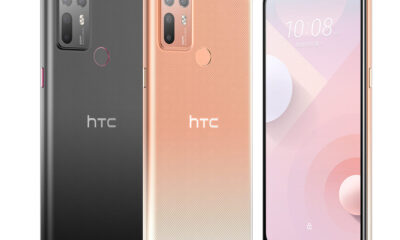 HTC Desire 20+ with 48-megapixel quad-cameras announced
