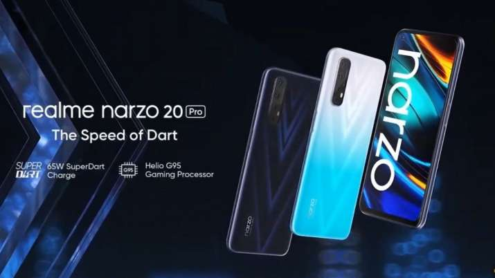 Realme Narzo 20 launched in India, Price at Rs 10499: Check Specs