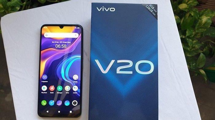 Vivo V20 with 44-megapixel selfie camera: Check Specifications