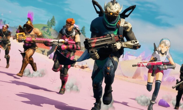 Fortnite can now run at 120 frames per second on PS5 and Xbox Series