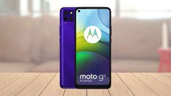 Motorola Moto G9 Power launched in India: Check details
