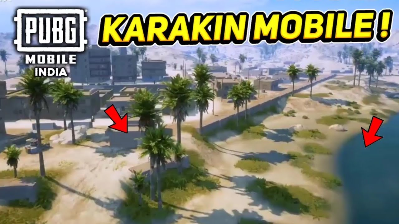PUBG Mobile: Karakin Map Trailer is out- A New Map is Coming?