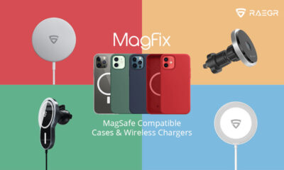 RAEGR launches iPhone 12 MagSafe-Compatible Cases, Wireless Chargers in India