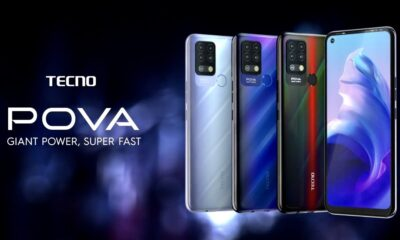 Tecno POVA launched, Price starts at Rs 9,999: Check Details