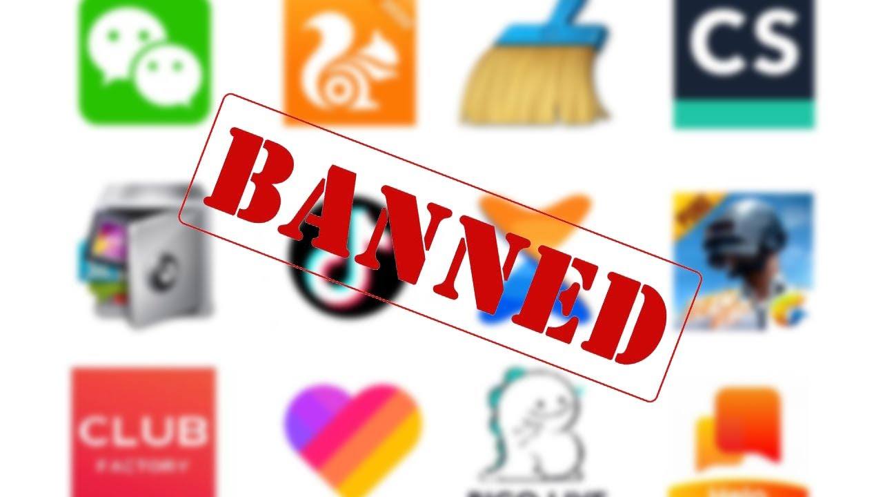 Top 5 Popular Chinese Apps Banned in India This Year