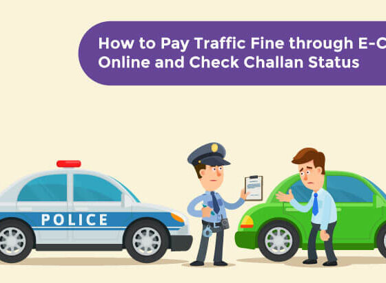 Steps to Check and Pay Traffic Challan Online