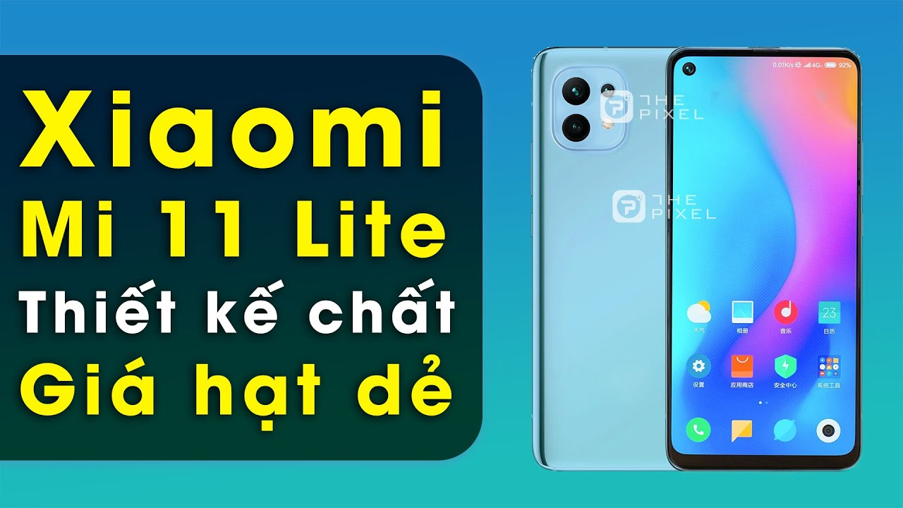 Xiaomi Mi Lite: YouTube leaked images, Tipped to Launch in March