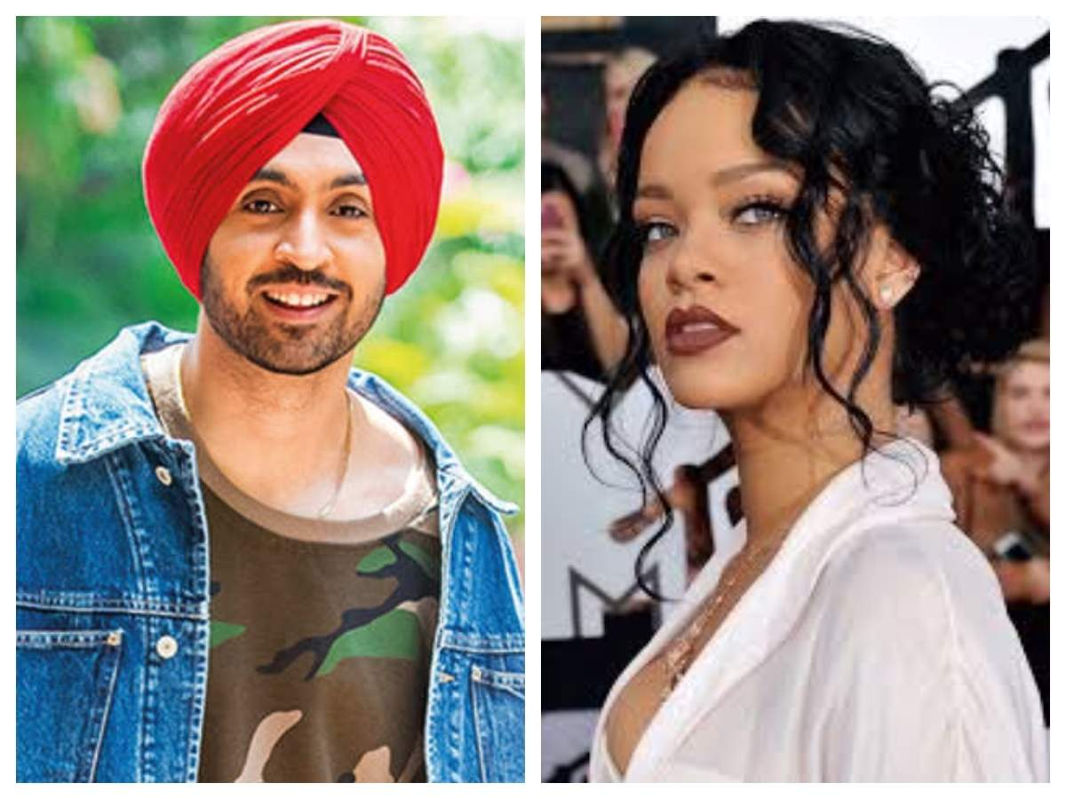 Diljit Dosanjh Applauds Rihanna for her tweet about Farmers Protest