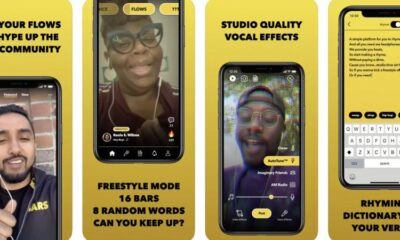Facebook launches TikTok-like BARS app for creating and sharing raps