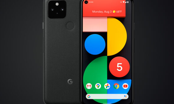 Google Pixel 5a Price, Launch Date? Images Leaked