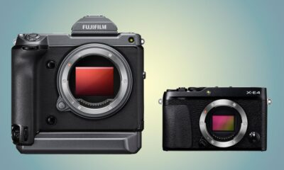 Fujifilm GFX 100S, X-E4 India: Features, Specs, Price, and More
