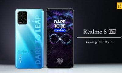 Realme 8 Pro with Quad-Camera Teased to Arrive: All you Need to Know