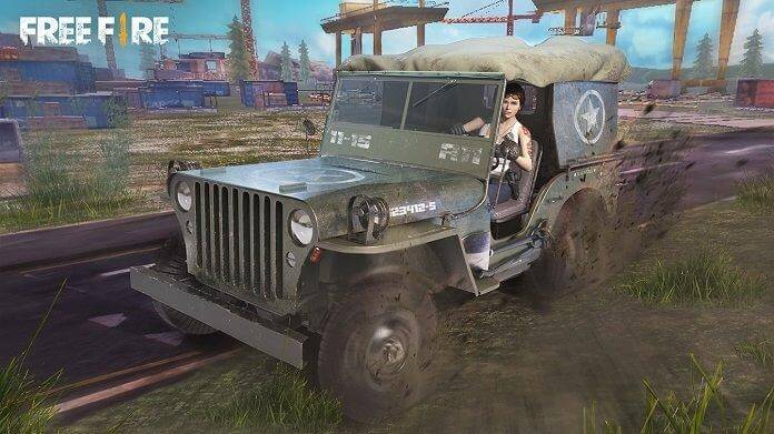 Top 3 Vehicles To Pick Up In Free Fire Battle Royale Mode